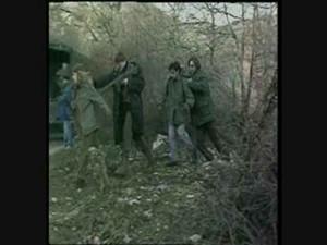 Порнофильм про войну в югославии